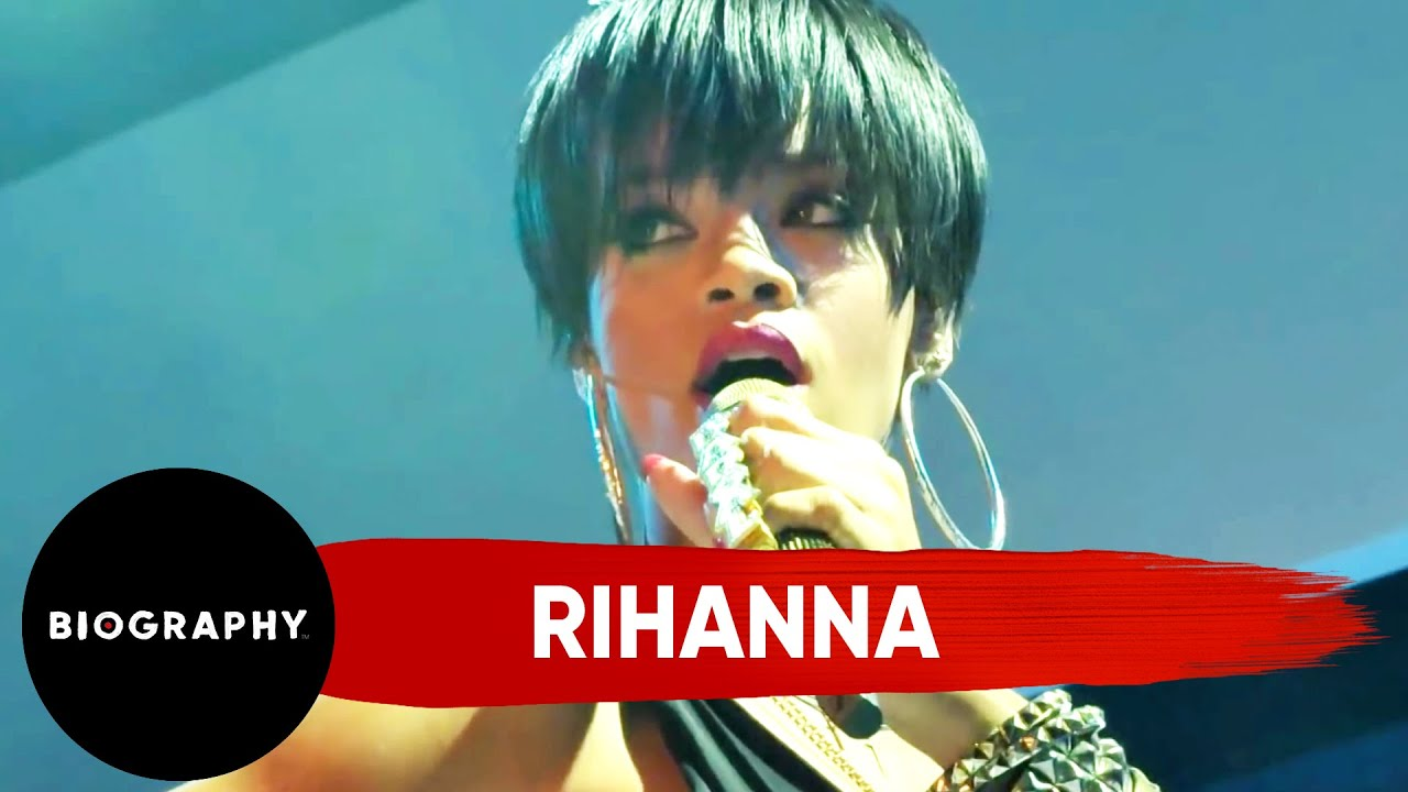 Rihanna - Mini Biography - YouTube