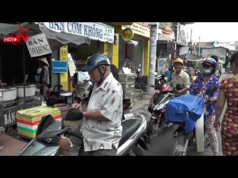 Sài Gòn bao nhớ - Con đường chuyên bán cơm trắng.
