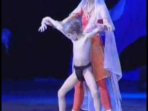jungle book ballet teen boy