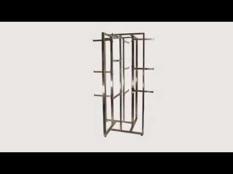 Durable floor racks in Cambridge, Kitchener & Alberta, Canada visit http://idealdisplays.ca/