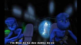 Eiffel 65 Blue (Da Ba Dee) (Original Video With