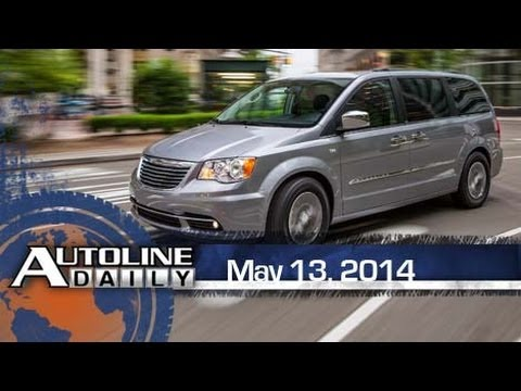 Chrysler Group Takes Huge Hit to Bottom Line - Autoline Daily 1376
