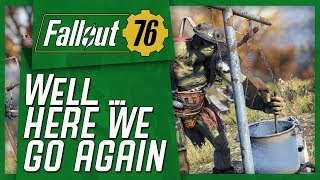Fallout 76 Has Yet Another BIG Problem