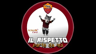 AS Roma Cares: il rispetto parte da qui | respect starts here