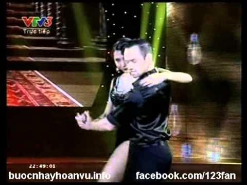 Ngọc Quyên & Daniel Bước nhảy hoàn vũ 2013 Tuần 4 (13/04/2013)