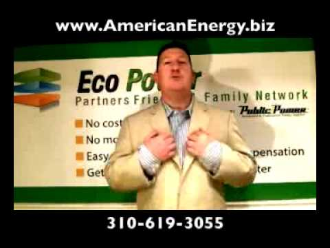 Eco Power: No Fees Ever Or monthly Fees Either.