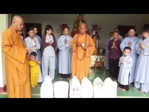 Lễ Phóng Sanh chùa linh quang