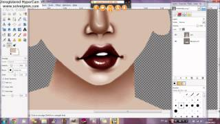 Repaint Tutorial IMVU Full Face