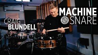 Craig Blundell Machine Snare Drum thumbnail