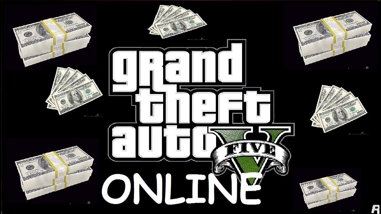Gta 5 easy way to get money online
