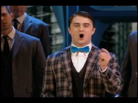 How to Succeed in Business Tony Performance