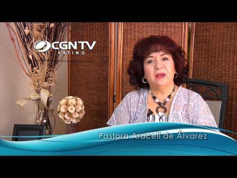 Tiempo con Dios Lunes10 Junio 2013, Pastora Araceli de Álvarez