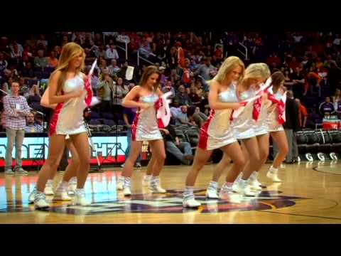 Video - Cheerleaders Prokom w NBA!