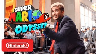Super Mario Odyssey New York Launch Celebration!! - Nintendo Switch