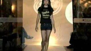 BELLA MODELS FASHION VIDEO 1 DE 2 DESFILE