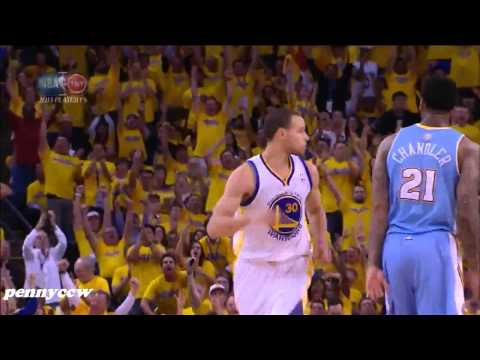 Stephen Curry 31pts Highlights vs Denver Nuggets 2013 Playoff Gm4