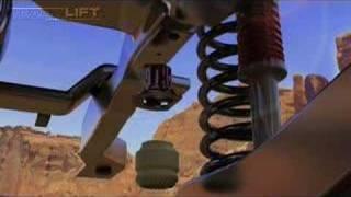 Readylift F-250 2.5 Fixed Lift Kit