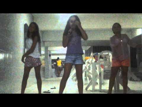 meninas dançando Anita zen