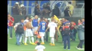Veja a cobertura completa do tetracampeonato do Cruzeiro