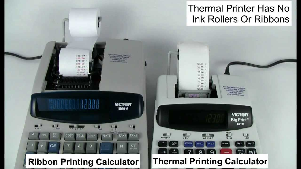 thermal paper technology