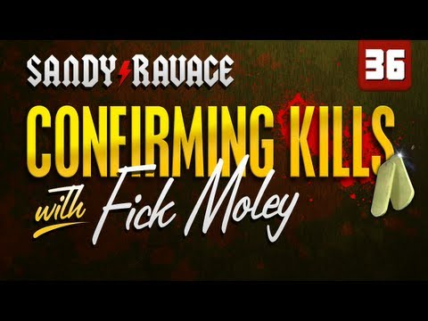 Confirming Kills Live Ep. 36 - The Ice Cream Van? [Call of Duty: Black Ops 2]