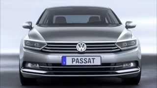 Novo VW Passat 2015