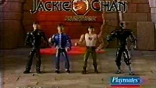 Jackie Chan Action Figures Toy Commercial