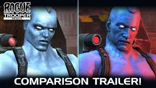 Rogue Trooper Redux - Grafikai Összehasonlítás Trailer