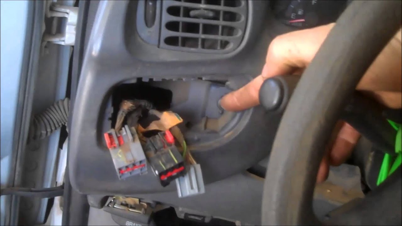 wl wiring diagram headlight switch removal ford f150  f250  expedition 1997  headlight switch removal ford f150  f250  expedition 1997