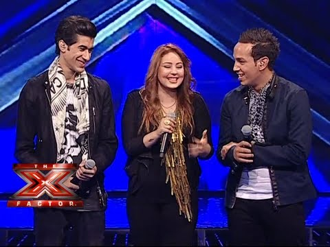 Young Pharoz - Words I never said -   -  9 - The X Factor 2013