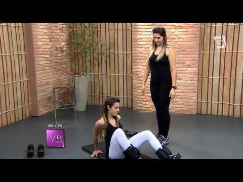 Você Bonita - Exercícios para os glúteos (09/06/14)