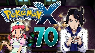 Let's Play Pokemon X Part 70: Mega-Ring Upgrade