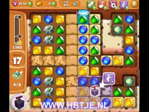 Diamond Digger Saga level 373