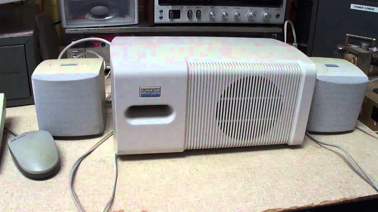 Altec-lansing Multimedia Speakers Model Acs-45