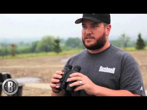 Bushnell BN202310 fusion 1 mile arc 10X42 binoculars