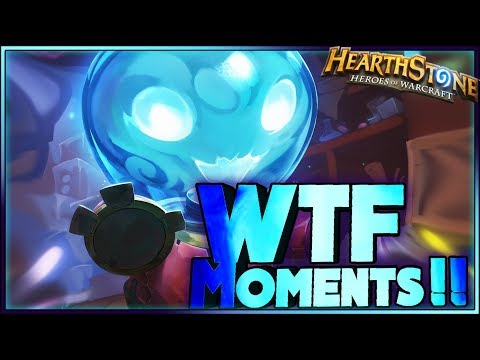 WTF Hearthstone Funny & Rng Moments