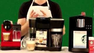 Nespresso Lattissima Plus Vs Keurig Rivo Vs Starbucks