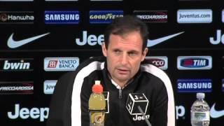 Juventus, Allegri: 'Potevo andare alla Lazio'