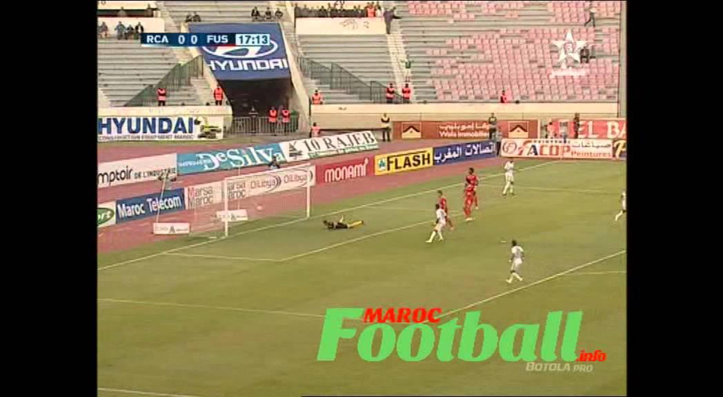 Raja Casablanca Atlhletic 1-0 Union Touarga Sport Rabat