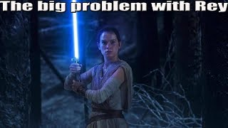 Star Wars the Rey problem