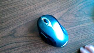Microsoft Wireless Mouse 5000 Vs. Logitech MX Laser
