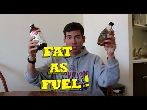 Nutrition and Diet for marathons and ultra marathons: Fat and Carbs as fuel