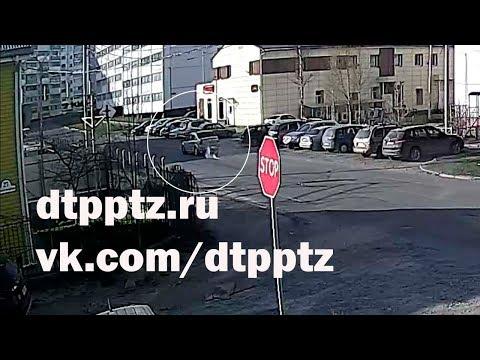 Утром на улице Ватутина загорелся автомобиль