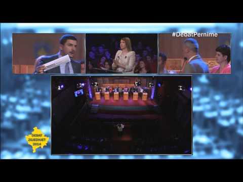 #DebatPernime për Kulturë dhe Sport LIVE