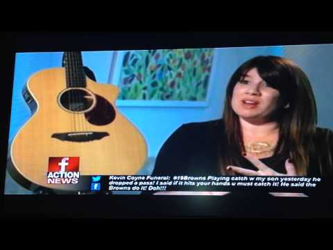 University Hospitals Music Therapy/ Breast Cancer Study on  Action 19 News