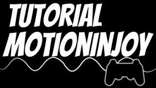 Instalar Y Configurar MotionJoy Para Mando PS3 En PC
