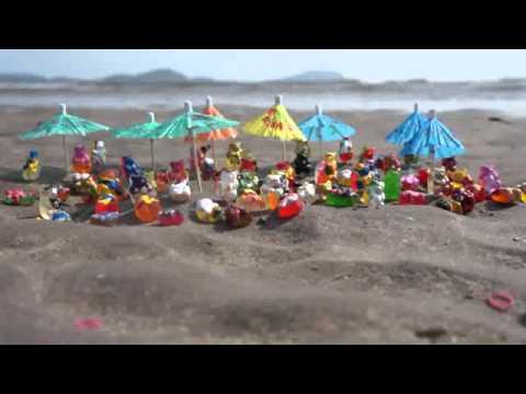Beach Gummy Bears