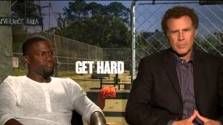 Kevin Hart and Will Ferrell Talk Rockets-Wizards