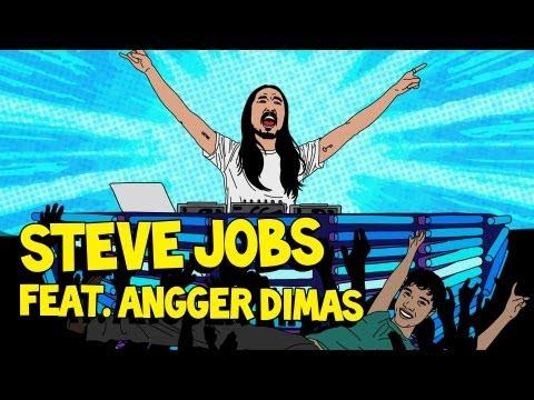 Steve Jobs (ft. Angger Dimas) - Steve Aoki AUDIO