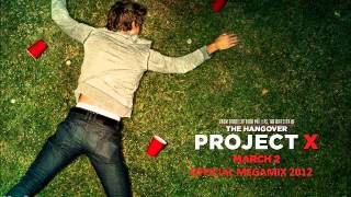 Project X Official MegaMi X (Soundtracks From Movie